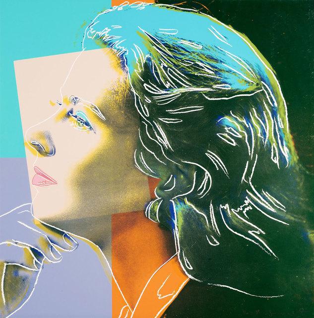 Andy Warhol, 'Ingrid Bergman, Herself (FS II.313)', 1983, Revolver Gallery