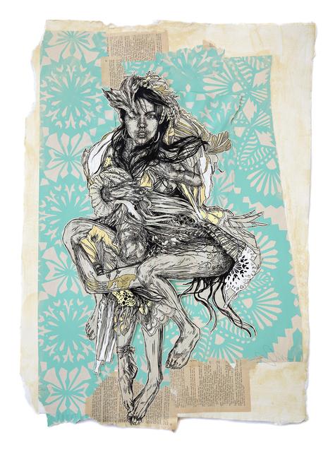 , 'Monica,' 2017, Roman Fine Art