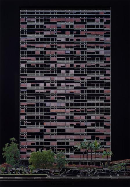 Marlon de Azambuja, 'Edifício Paulicéia', 2014, Galeria Marília Razuk