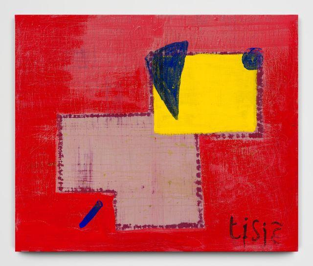 , 'Abstrakzyon 1,' 2016, Xavier Hufkens
