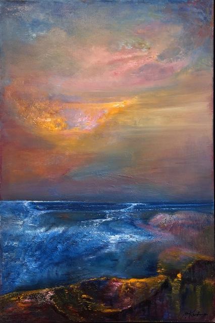 , 'Extreme Horizon ,' 2015, Bowersock Gallery