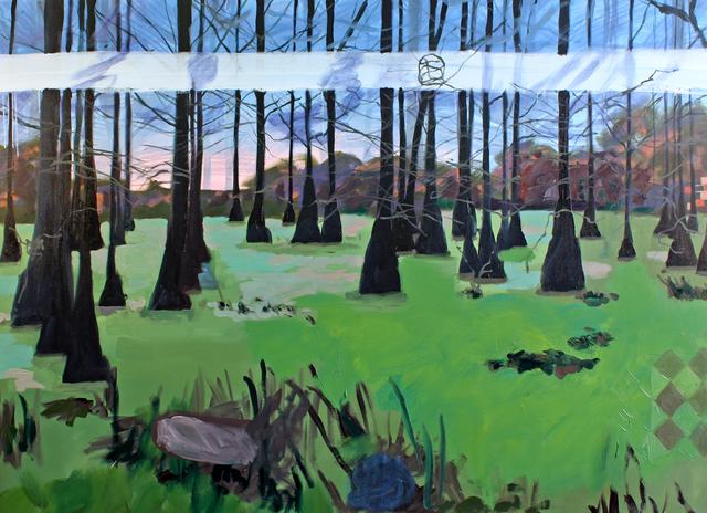 , 'Lake Martin, Louisiana (Ahab),' 2018, G. Gibson Gallery