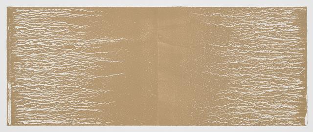 Richard Long, 'Tide on the Turn', 2018, Cristea Roberts Gallery