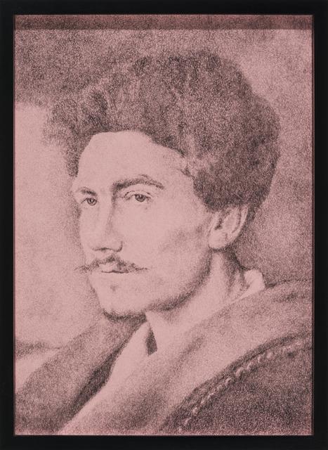 , 'Ezra Pound 1913,' 2013, Galerie Thomas Schulte