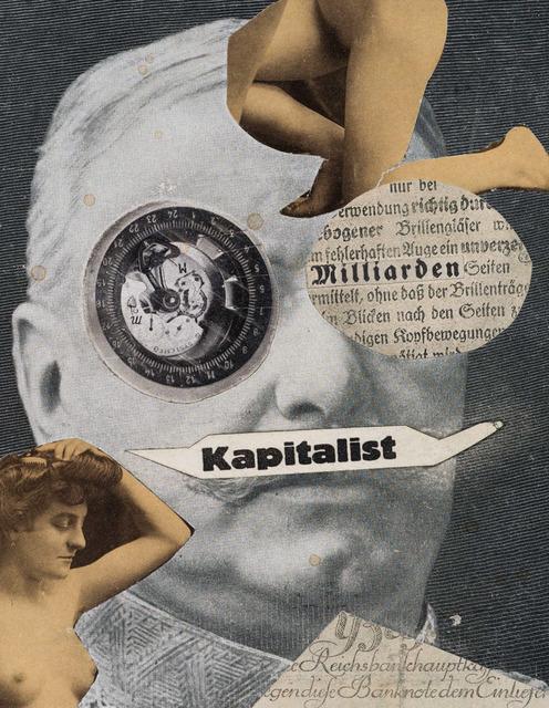 , 'Kapitalist,' 1923-1924, Corkin Gallery