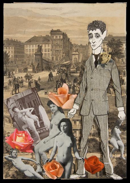 , 'Kafka,' 1967, Galerie Le Minotaure