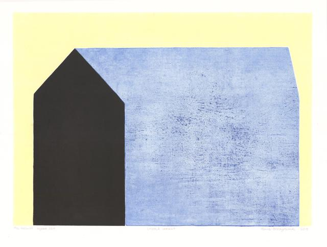 , 'Light Blue Variant,' 2019, Kunstverket Galleri