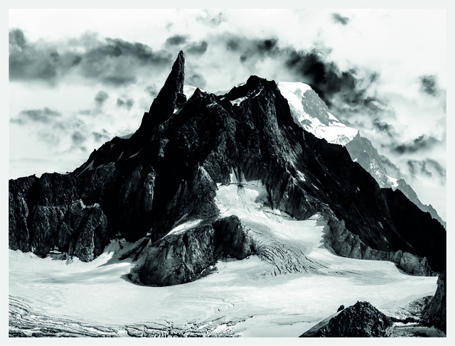 , 'Alps #8,' 2013, Yancey Richardson Gallery