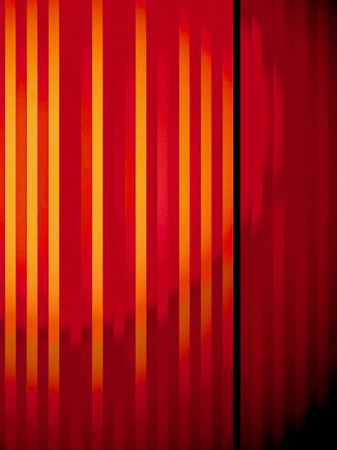, 'Stripe(50Hz) 2018/03/11 14:46:18 shibuya-ku,' 2014-2020, KANA KAWANISHI GALLERY