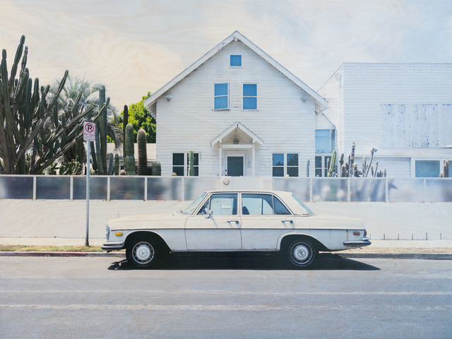, 'Venice Whites,' 2018, Lustre Contemporary