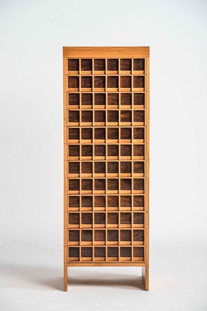 Porfírio Valadares, '(i)móvel 13 - Ed. Tower Center', 2016, Bergamin & Gomide