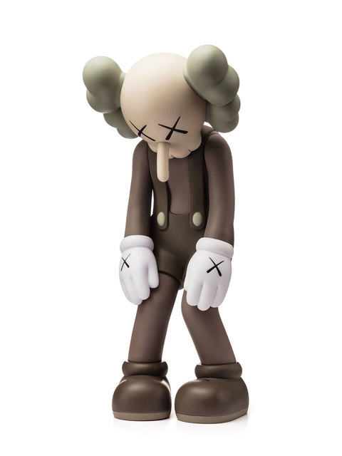 KAWS, 'Small Lie (Open Edition)  Brown', 2017, Dope! Gallery