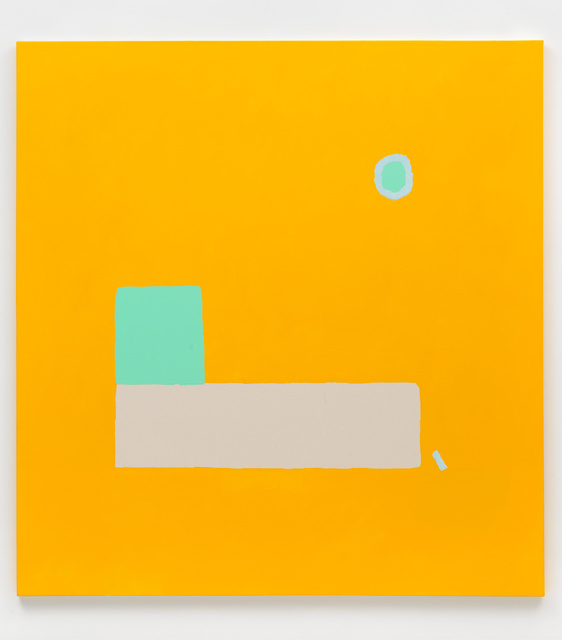 , 'Landscape with sun,' 2017, Sies + Höke
