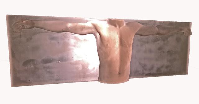 , 'Pink Man Figure,' ca. 1990, Seraphin Gallery