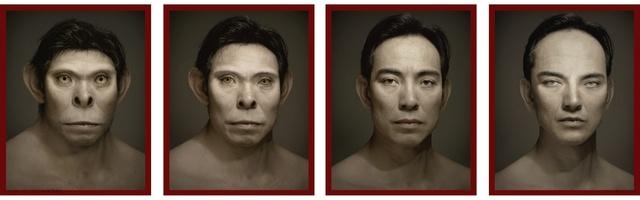Daniel Lee, 'Self-Portraits', 1997, East Gallery