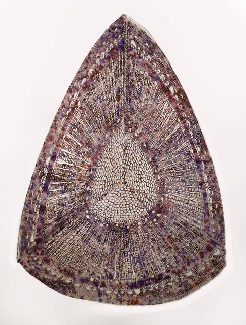 , 'Crystal Violet,' 2015, .M Contemporary
