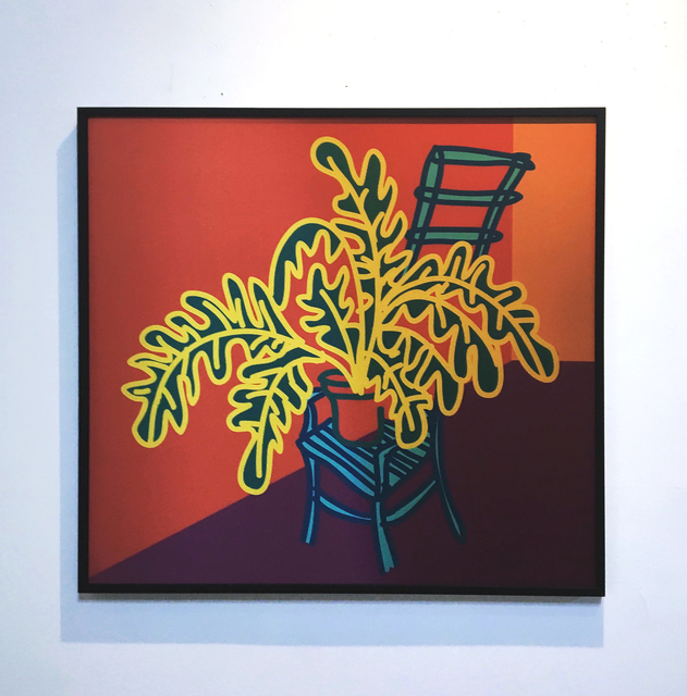 , 'Chair,' 2019, Galerie Pici