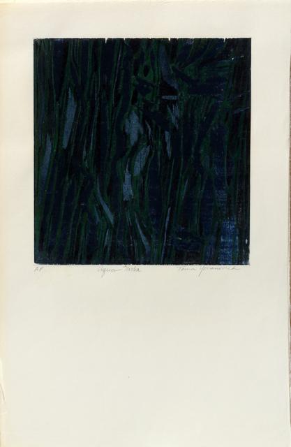 , 'Aqua Noche,' ca. 1960, Benjaman Gallery Group