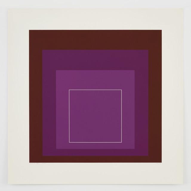 Josef Albers, 'WLS XI', 1966, Cristea Roberts Gallery