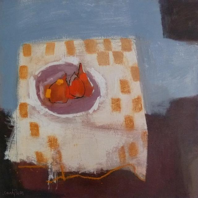 Sarah Picon, 'Table aux Carreaux Jaunes', 2011, Susan Eley Fine Art