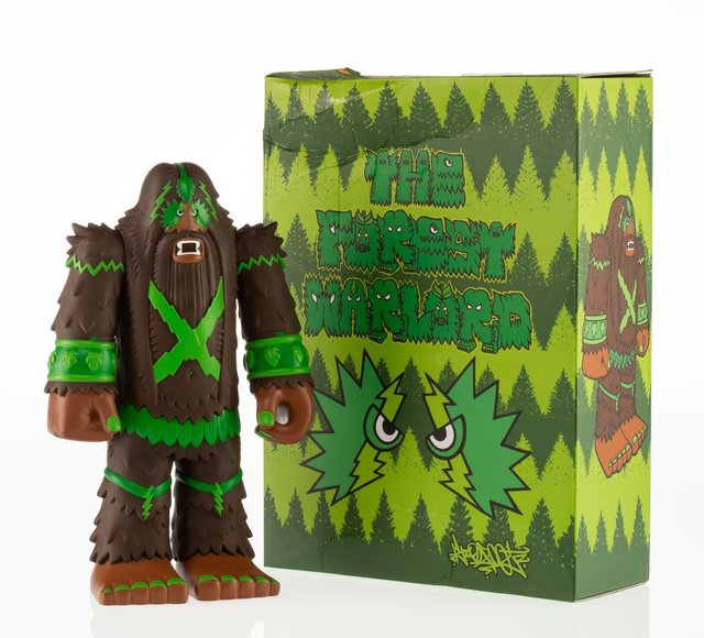 Bigfoot One, 'The Forest Warlord (Brown)', 2012, Other, Paint cast resin, Heritage Auctions