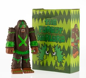 The Forest Warlord (Brown)