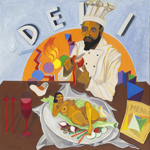 , 'TONIGHTS CHEF SPECIAL,' 2015, ARTCO Gallery