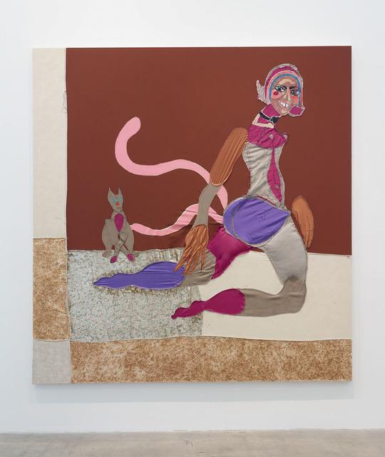 , 'Pussyfoot,' 2016, Diane Rosenstein