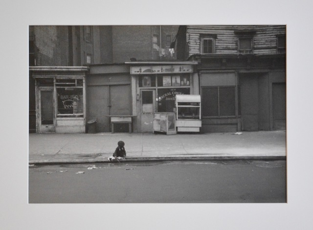 , 'Child Playing at Curb, Eighth Avenue,' 1952, Anders Wahlstedt Fine Art