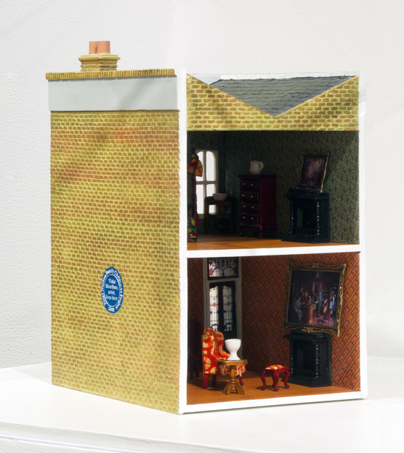 , 'The Doll House (Diary of a Victorian Dandy),' 2002, Tang Teaching Museum and Art Gallery