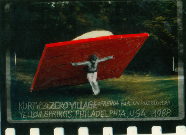 , 'Zero Village,' 1988, Cantor Fitzgerald Gallery, Haverford College