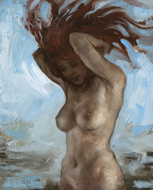 , 'When the Breeze Takes a Key Out of Your Hand,' , Abend Gallery