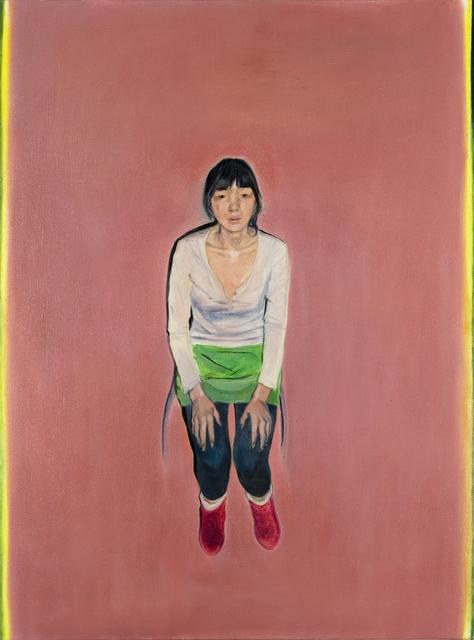 , 'Mimi Gazing,' 2004, ONE AND J. Gallery