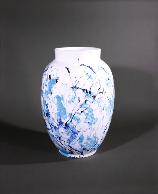 , 'Le bleu des Ming,' 2008, Marlborough Gallery