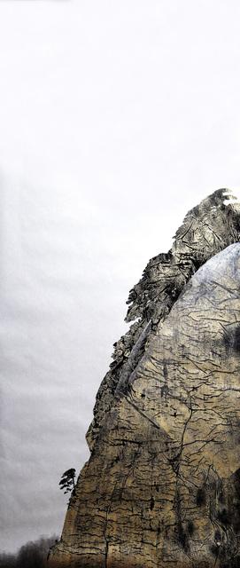 Bill Claps, 'Huangshan Mountainside', 2018, Laurent Marthaler Contemporary