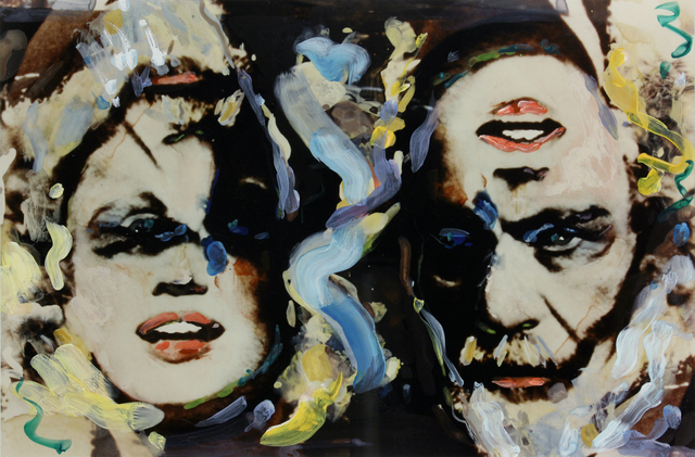 , 'Monroe/Freud - Hand Painted 4,' 1986, Anglim Gilbert Gallery