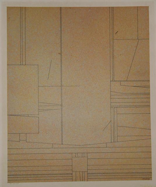 Gunther Gerzso, 'Feminine Variation 12A', 1970, Stern Fine Art