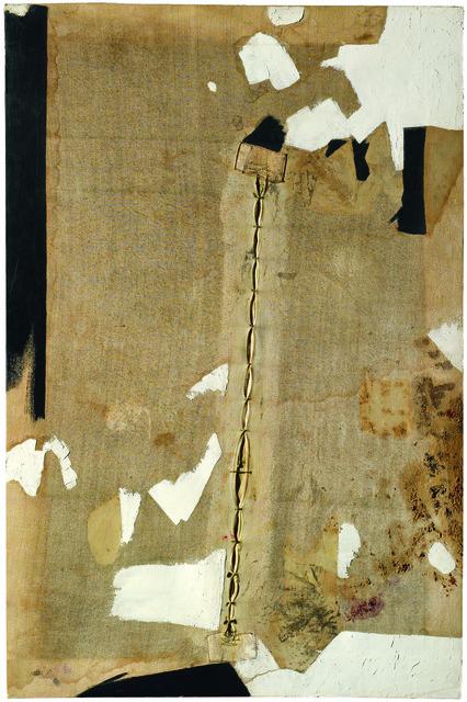 , 'Lo strappo (The Rip),' 1952, Guggenheim Museum
