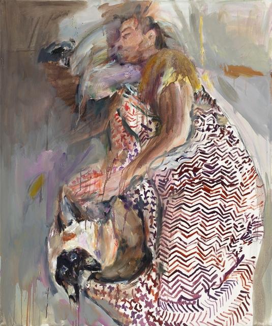 , 'Apo the Cat,' 2017, Galerie Kornfeld