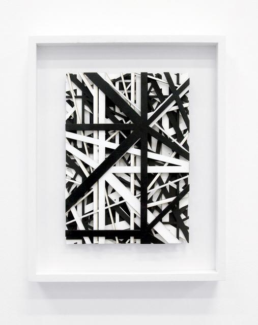 , 'Increment S16,' 2017, Mini Galerie