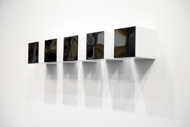 , 'Protocol (5 piece set),' 2015, Madison Gallery
