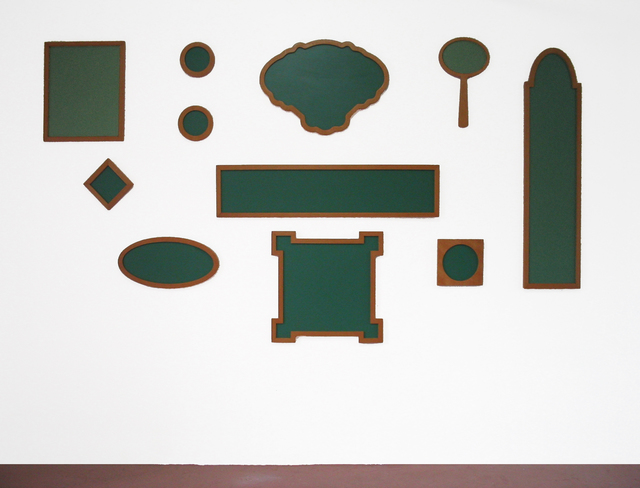 , 'Mimesis Lesson,' 2004-2006, Athena Contemporânea