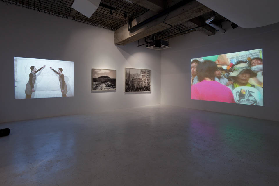 """Identity VIII"" installation view at nca 