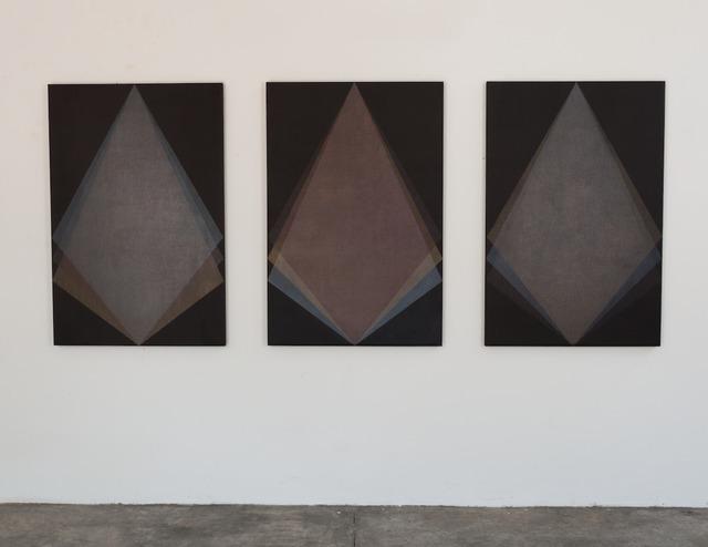 , 'Serie Veladuras I,' 2018, Travesia Cuatro