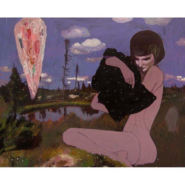 , 'Censure cosmique,' 2015, Galerie C.O.A