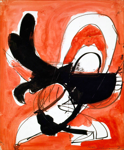 Hans Hofmann, 'Untitled', 1944, Drawing, Collage or other Work on Paper, Gouache and ink on paper, Cavalier Ebanks Galleries