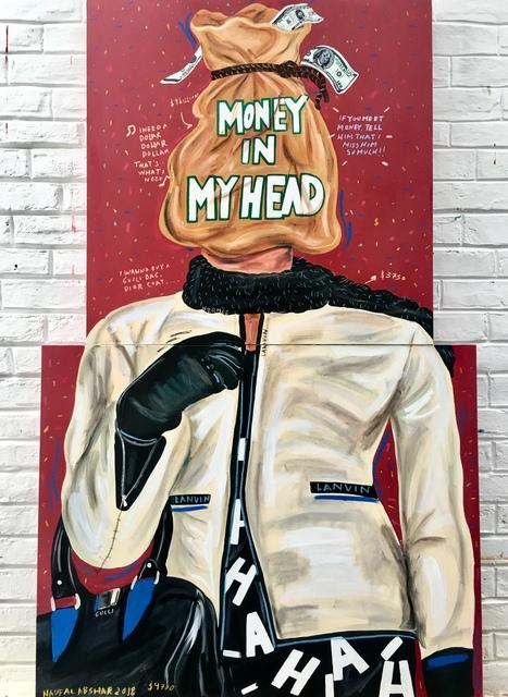 Naufal Abshar, 'Money in my head', 2018, Art Porters