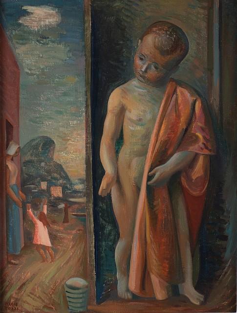 Mario Tozzi, 'Uscita dal bagno', 1942, Finarte