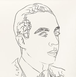 Andy Warhol, 'Vincente Minnelli,' 1979, Heritage Auctions: Modern & Contemporary Art