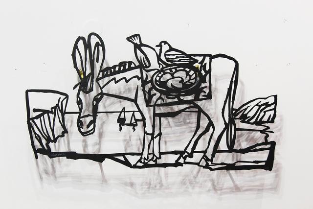 , 'Donkey 07,' 2008, Galerie Duret